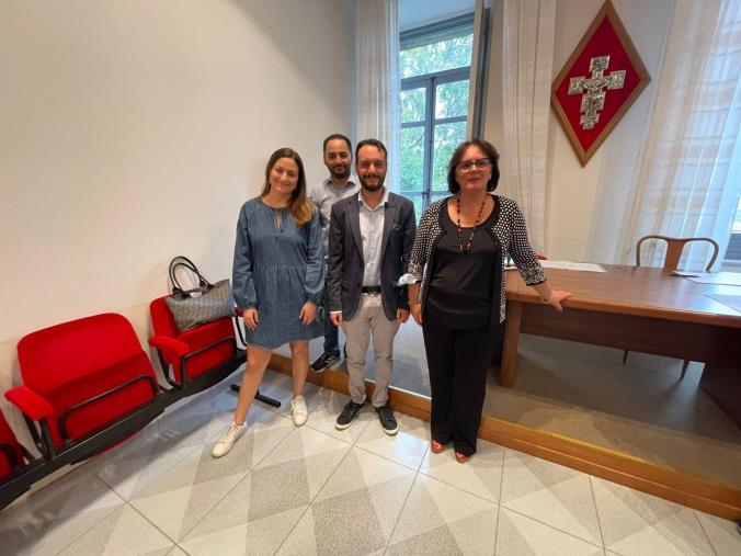 """images Squillace. Riccardo Spanò nuovo presidente dell'associazione """"Domus Pacis"""""""
