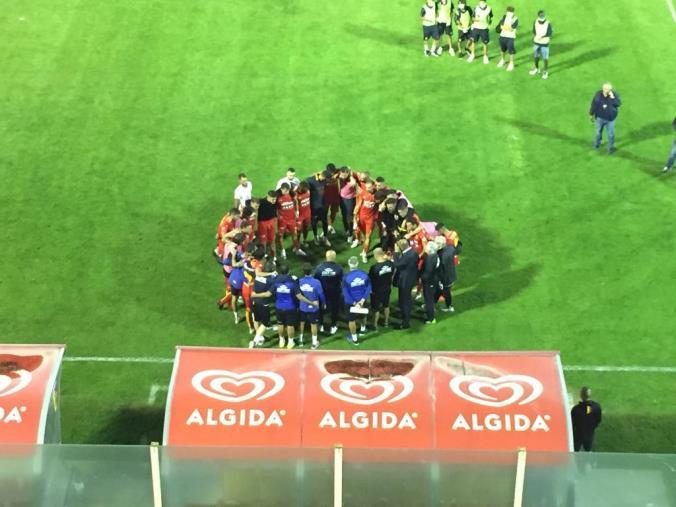 images Coppa Italia di Serie C. Catanzaro vs Catania: 1-0 finale. Le Aquile passano il turno