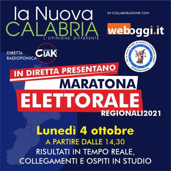 images Speciale regionali, lunedì 4 ottobre la maratona elettorale con ospiti in studio e risultati live