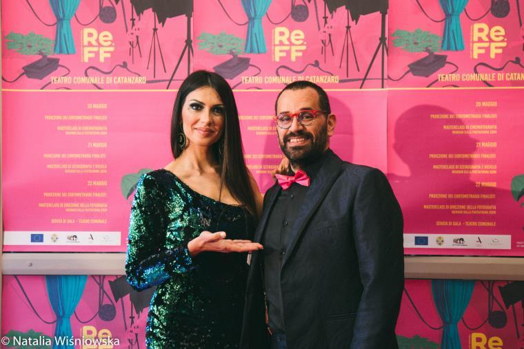 """images Catanzaro. Vincono il ReFF, film festival del corto, """"Irony"""" e Baradar"""". Lupo d'Oro a Vanzina"""