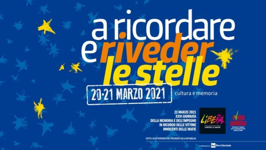 """images Catanzaro. """"A ricordare e riveder le stelle"""": domani al Parco della Biodiversità si celebrano le vittime delle mafie"""