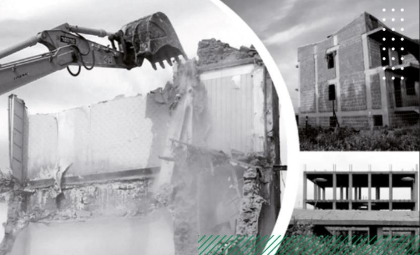 """images Legambiente. Presentato il dossier """"Abbatti l'abuso"""": in Calabria su oltre 1000 ordinanze di demolizione solo 133 sono state eseguite (I DATI)"""