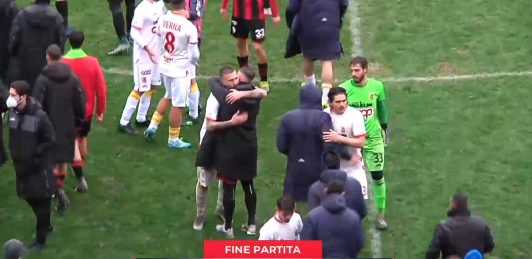 """images Foggia vs Catanzaro: 0-2 finale (DIRETTA). Le Aquile espugnano lo """"Zaccheria"""" al termine di una prestazione perfetta"""
