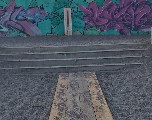 """images Riccio: """"Spiaggia di Lido inaccessibile per i disabili"""""""