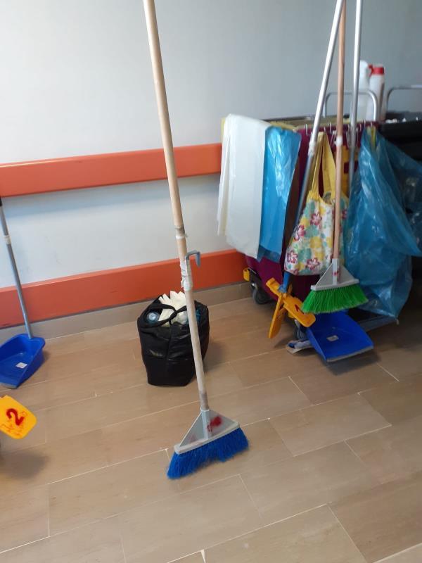 """images Il CSA-Cisal: """"A rischio il servizio pulizie in tutti gli uffici regionali: incerto il futuro di 115 lavoratori"""""""