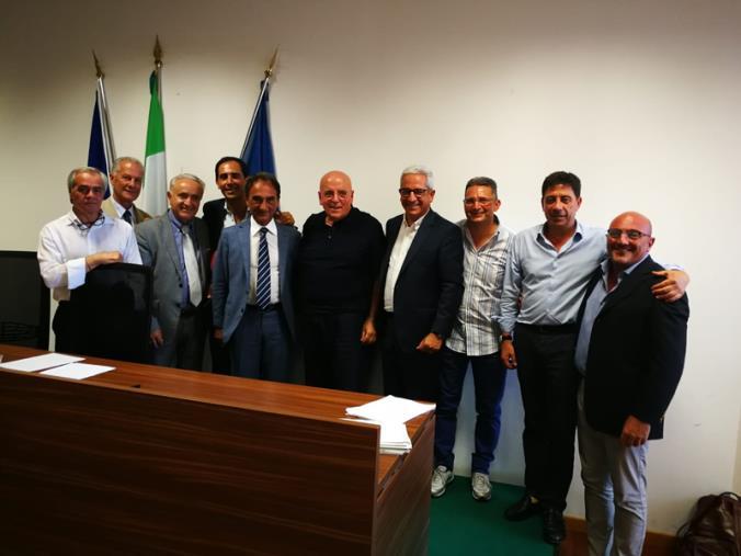 Marcello Manna eletto presidente dell'Autorità idrica della Calabria