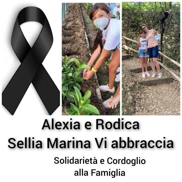 images Sellia Marina a lutto. Dopo la mamma muore anche la bimba di 10 anni coinvolta nell'incidente