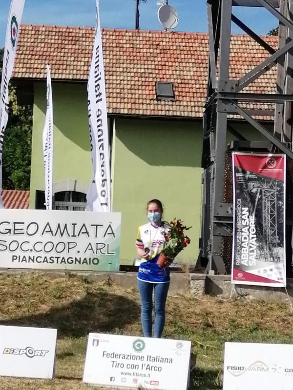 images Catanzaro. Campionati italiani Tiro di campagna: gli arcieri club Lido sul tetto d'Italia