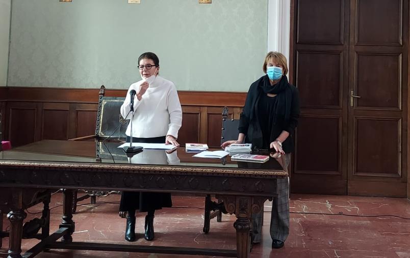 """images Catanzaro. L'8 marzo dell'Ande nel segno di Maddalena Barbieri. Fagà: """"Chiediamo al Comune di nominare più vie alle donne"""""""