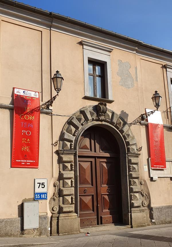 images Chiaravalle Centrale, da Preti e Rotella la grande arte a Palazzo Staglianò
