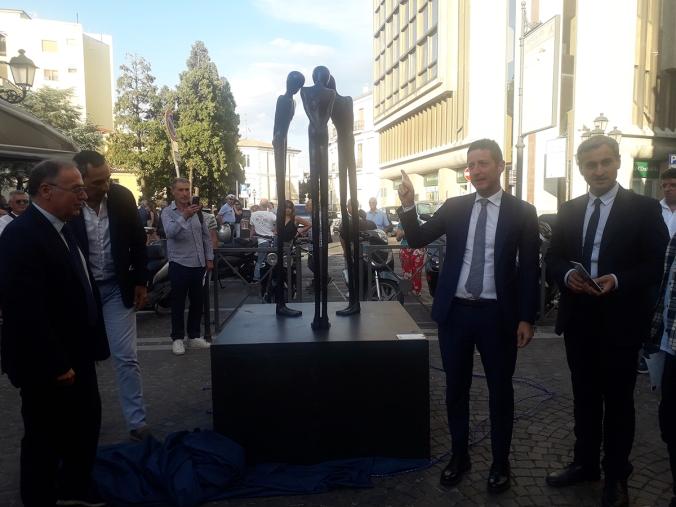 images Arte e Città, presentazione e inaugurazione. Il commento di Daniele Rossi (VIDEO)