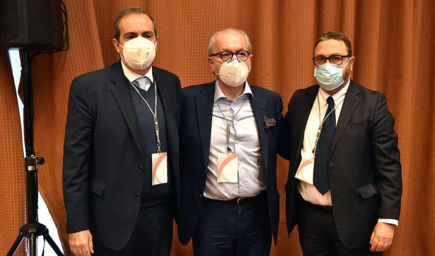 """images Serie C, Francesco Ghirelli confermato alla guida della terza Serie. Gravina: """"Legapro cerniera fondamentale per tenere unito il calcio italiano"""""""