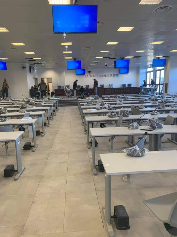 images Anno giudiziario nel distretto di Catanzaro: quest'anno la cerimonia si terrà nell'aula bunker di Lamezia Terme