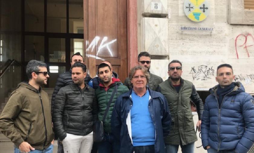 """images Guccione (Pd) annuncia: """"Sbloccata la vertenza sugli autisti del 118 dell'Asp di Cosenza"""""""