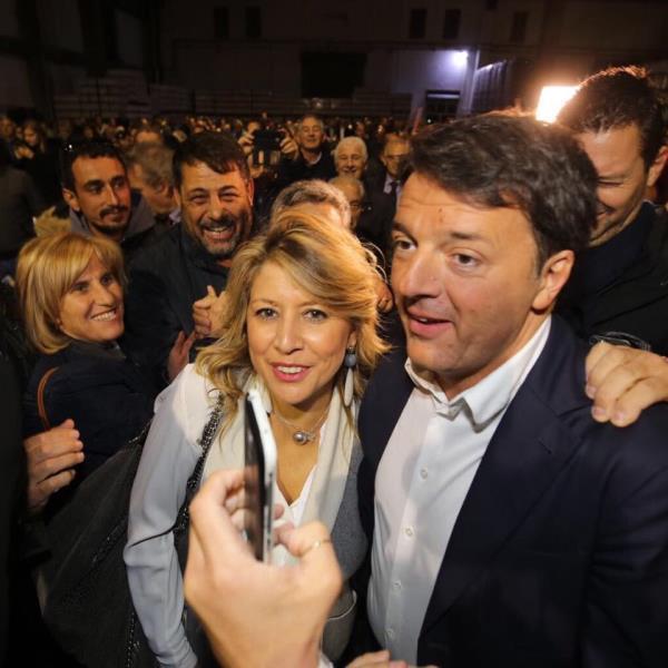 images Comunali a Cosenza, l'ex Pd Bianca Rende si candida a sindaco