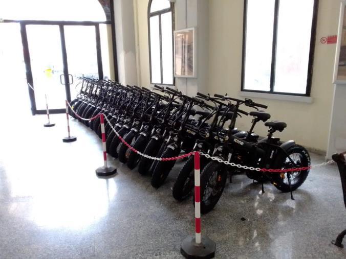"""images Catanzaro. Costanzo: """"Che fine hanno fatto le bike elettriche, le bighe e l'isola pedonale?"""""""