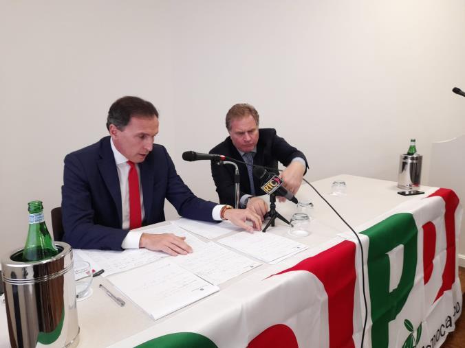 """images Regionali. Boccia (Pd): """"Irto al tavolo nazionale con Letta. E' il leader della coalizione"""""""