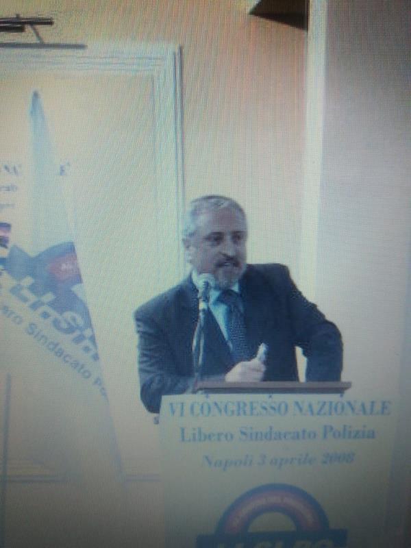 images Polizia di Stato. Il sannita Achille Botticella è il nuovo segretario nazionale aggiunto del Li.si.po.
