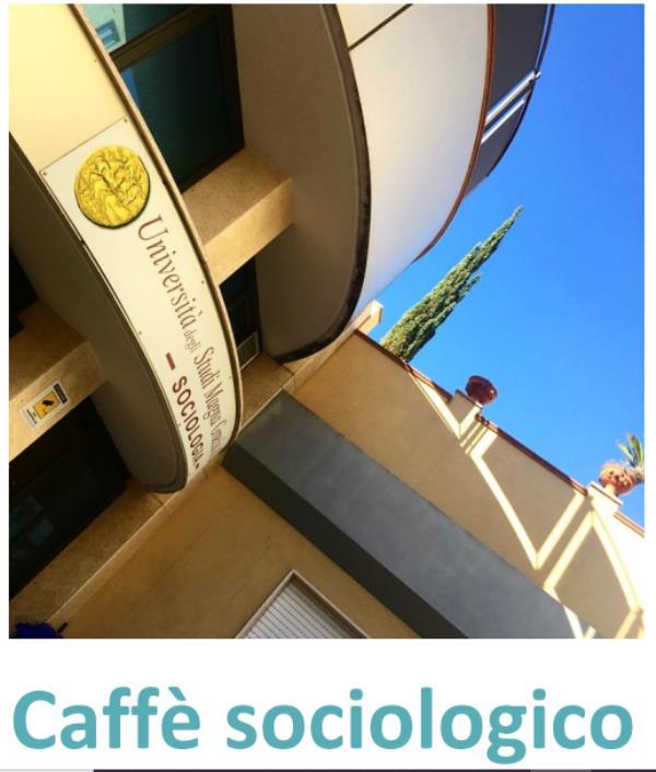"""images Catanzaro. """"Caffè sociologico"""": il 18 si dialoga di covid e medicalizzazione del futuro con il prof. Maturo dell'UniBo"""