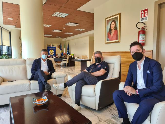 """images Expo 2021, Rossi e Spirlì: """"Occasione per l'enogastronomia calabrese"""""""