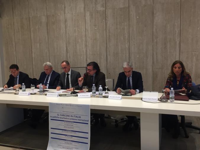 images Politiche securitarie e carcere in Italia: la Camera Penale a Catanzaro per una vera rieducazione della pena (VIDEO)