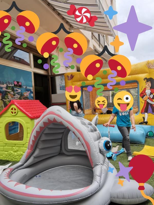"""images A Catanzaro luglio è divertimento a """"prezzi pazzi"""" per i bimbi di tutte le età: parte il Campus della Scuola """"L'ISOLA CHE C'È"""""""