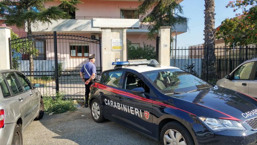 images Furto in ufficio della Regione a Crotone, preso un pc