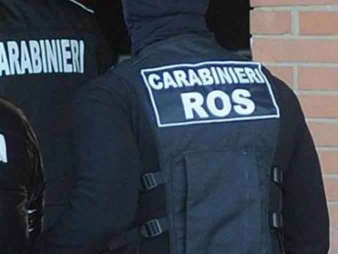 images Arrestati due narcos della 'ndrangheta. Maxisequestro di droga