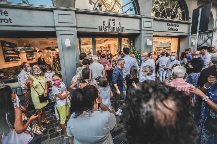 images Nel centro storico di Catanzaro apre Casa Mastroianni, il bistrot per tutti i gusti: dal dolce al salato