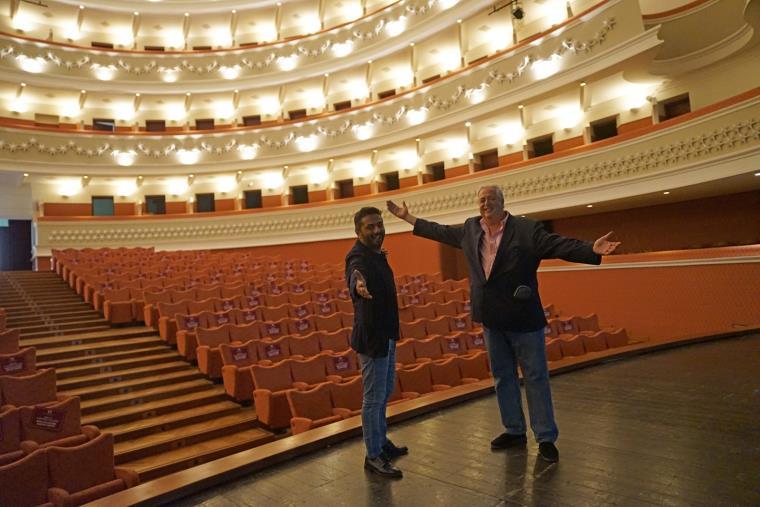 images MGFF. Aspettando Michela Giraud. Al Chiostro del San Giovanni masterclass con Gioacchino Criaco (IL PROGRAMMA)