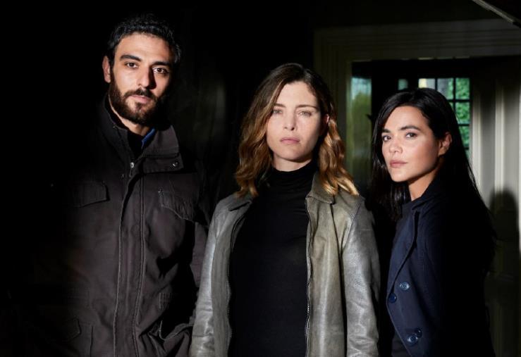 "images Dal 5 aprile su RaiUno ""La fuggitiva"", l'action-thriller del regista lametino Carlo Carlei"