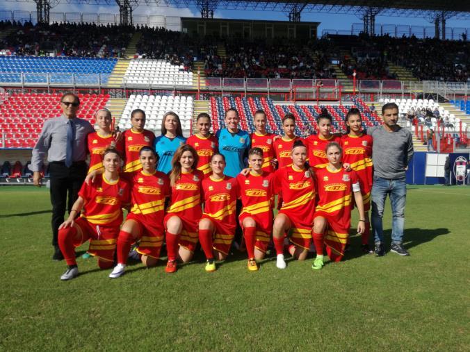 images Calcio Femminile Serie C,  definito il girone del Catanzaro