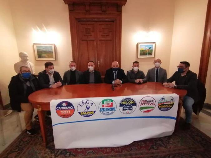 """images Brogli elettorali a Reggio Calabria. I consiglieri di minoranza: """"Falcomatà e maggioranza si dimettano, non esiste alternativa"""""""