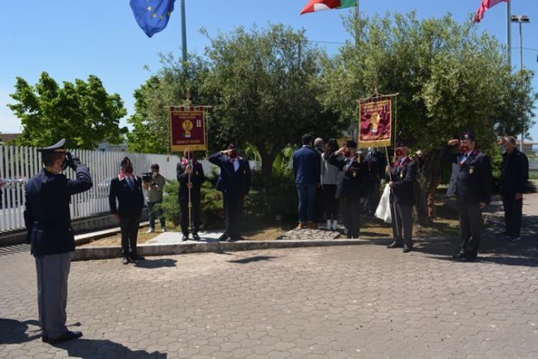 images Lamezia Terme. La Polizia di Stato commemora il Vice Sovrintendente Pietro Caligiuri, vittima del dovere