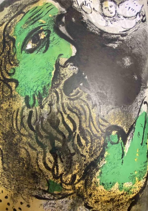 images Catanzaro. Per la prima volta la città ospita una mostra dedicata a Chagall: dal 23 maggio al San Giovanni