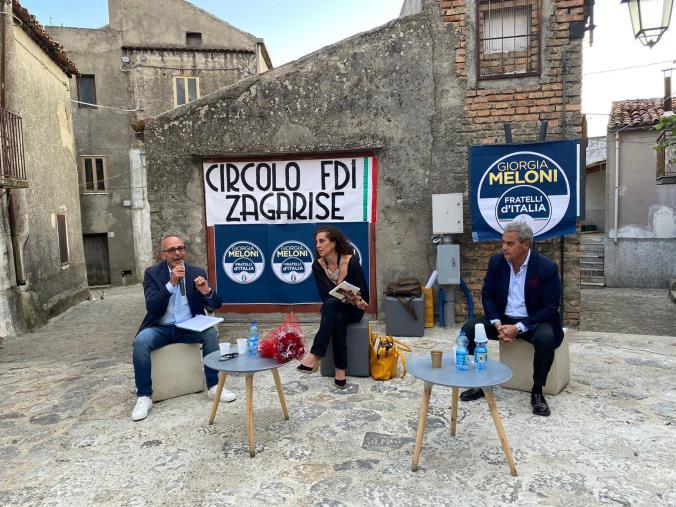 images Nuovo circolo territoriale di Fratelli d'Italia di Zagarise: si parte con l'ascolto delle realtà imprenditoriali