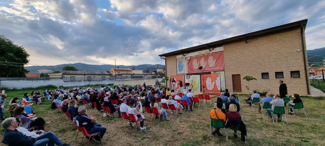 images Lamezia Terme. Civico Trame: L'arena estiva si apre con le poesie di Franco Arminio