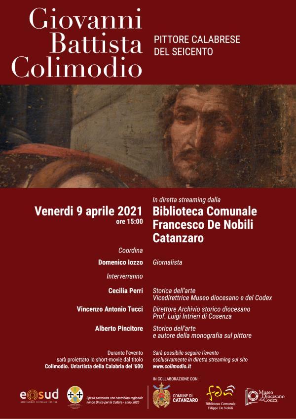 images Tra storia e pittura alla riscoperta di Colimodio, artista della Calabria del '600
