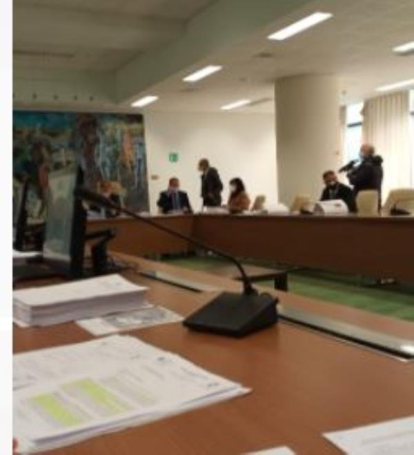 images Seduta congiunta delle commissioni Sanità e Anti-'ndrangheta: nel mirino uso improprio dei vaccini del Cosentino e criticità nel Catanzarese