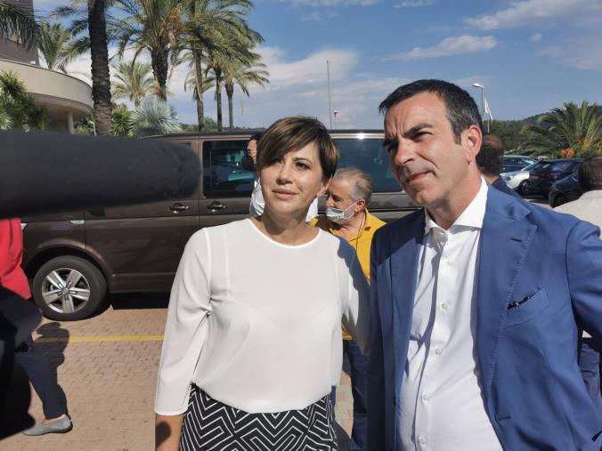 """images Occhiuto presidente. La neo eletta Valeria Fedele: """"Un risultato straordinario che ha premiato la riconoscibilità politica"""""""