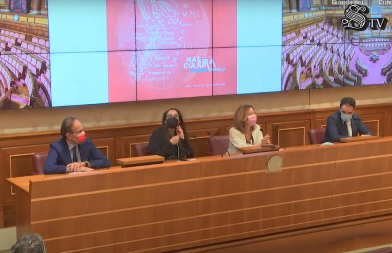 """images Vono (Iv): """"Con la cultura può partire il vero sviluppo in Calabria"""""""
