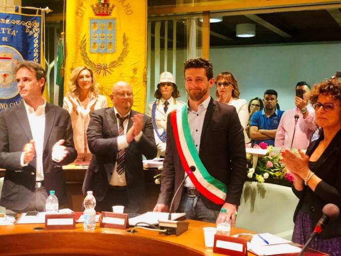 images Corigliano-Rossano, il sindaco giura