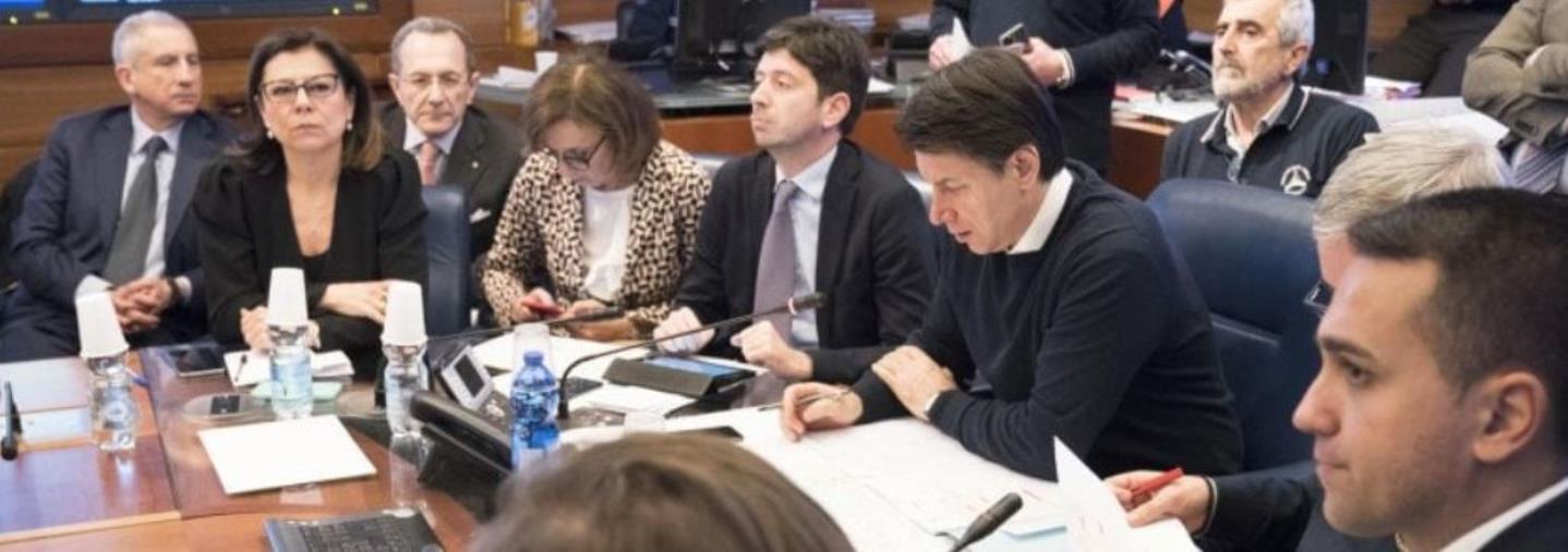 images Coronavirus. Le decisioni del Consiglio dei Ministri su gite e sport per arginare focolai