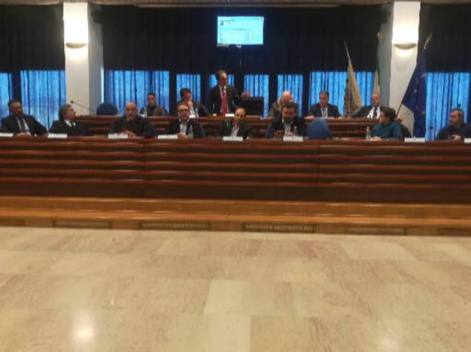 images Consiglio comunale di Catanzaro, in aula l'8 agosto. Tra i punti il Piano del colore