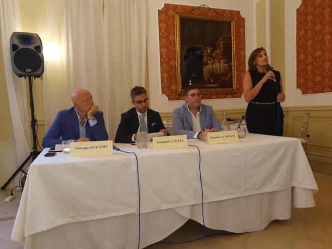 images Convegno dei consulenti del lavoro di Reggio sulla storia dello Stato sociale