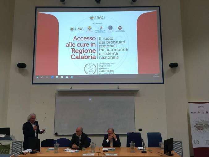 images Equità di accesso alle cure, confronto all'Università Magna Graecia
