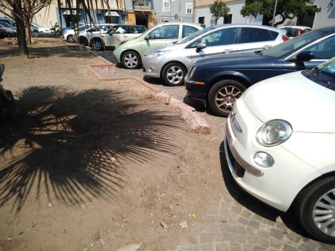 images Commissione Lavori Pubblici: sopralluogo in piazza Dogana a Lido