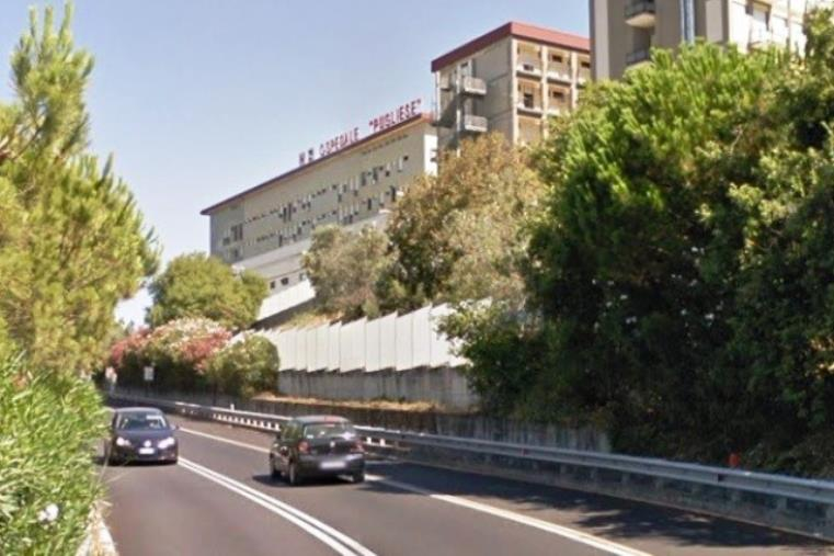 """images Ponte Morandi, Corsi: """"L'Anas ha dimenticato Catanzaro"""""""