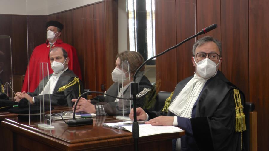 images Inaugurazione dell'anno giudiziario della Corte dei Conti Calabria