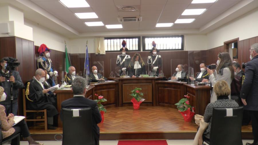 """images Corte dei Conti Calabria: """"Doppie fatture e debiti i mostri che divorano la sanità"""""""